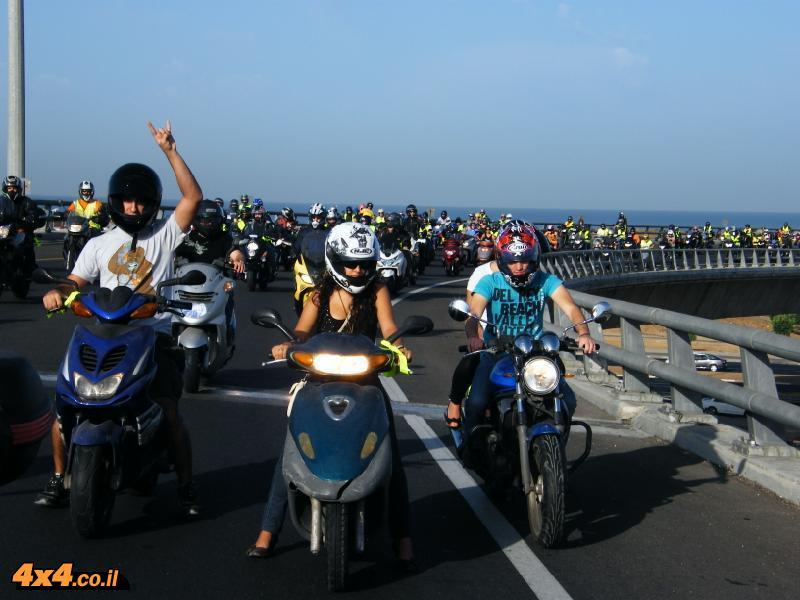 ומה נשאר לנו האזרחים (והאופנוענים) לעשות?