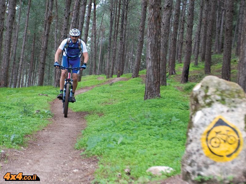 סינגל ציפורי - מסלול אופניים