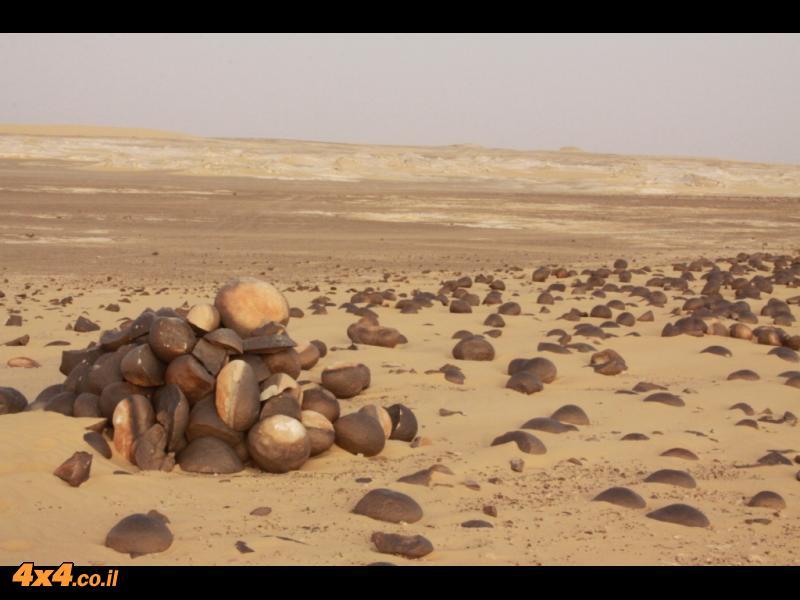נופים במדבר המערבי