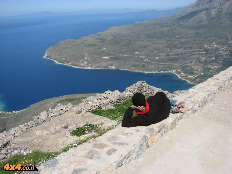 יוון - יומן מסע פסח 2010