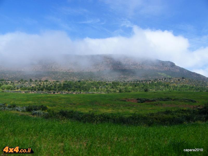 מטמגה להרי האטלס
