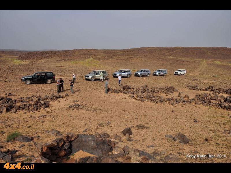 יומן מסע שטח במרוקו - אפריל 2010
