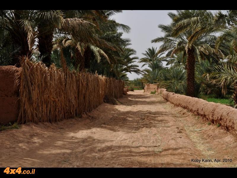 מטאזרין לעמק הדרא