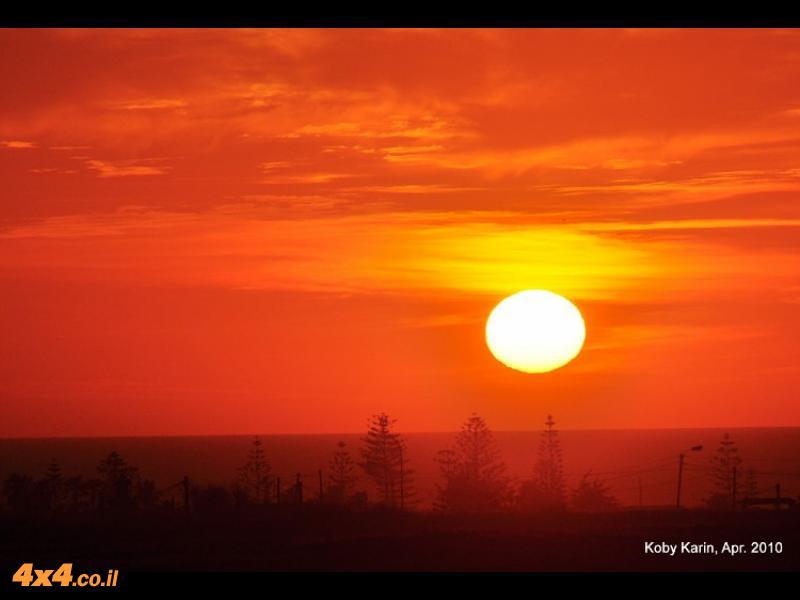 תמונות מהטיילת של קאזה ולילה ברבאט