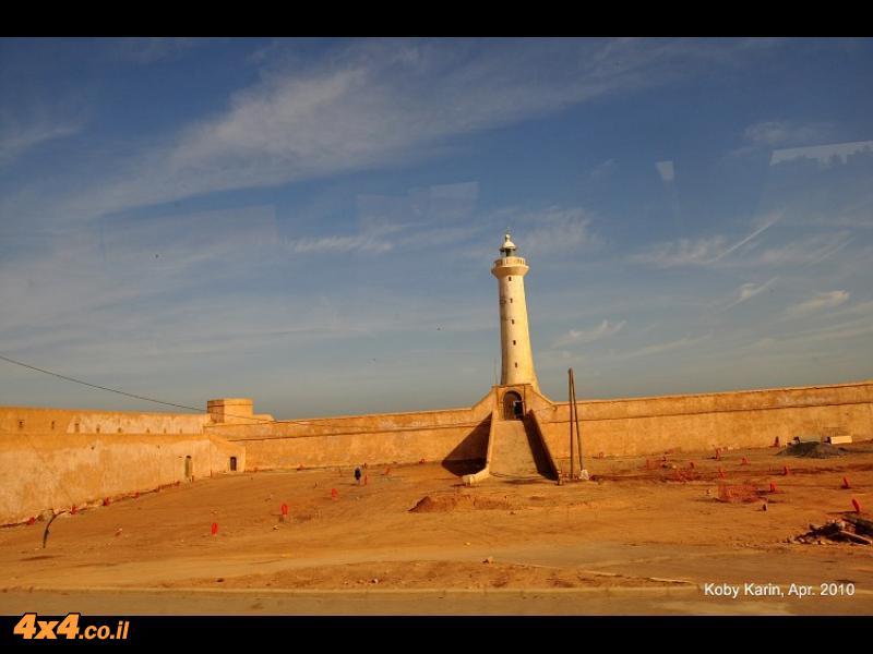 תמונות מהסיור ברבאט