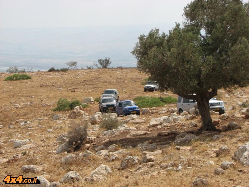 תמונות ממסע חוצה ישראל, שבועות 2010