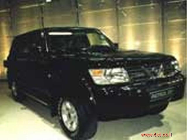 ניסאן Nissan פטרול - האוטו שלנו גדול ופטרול