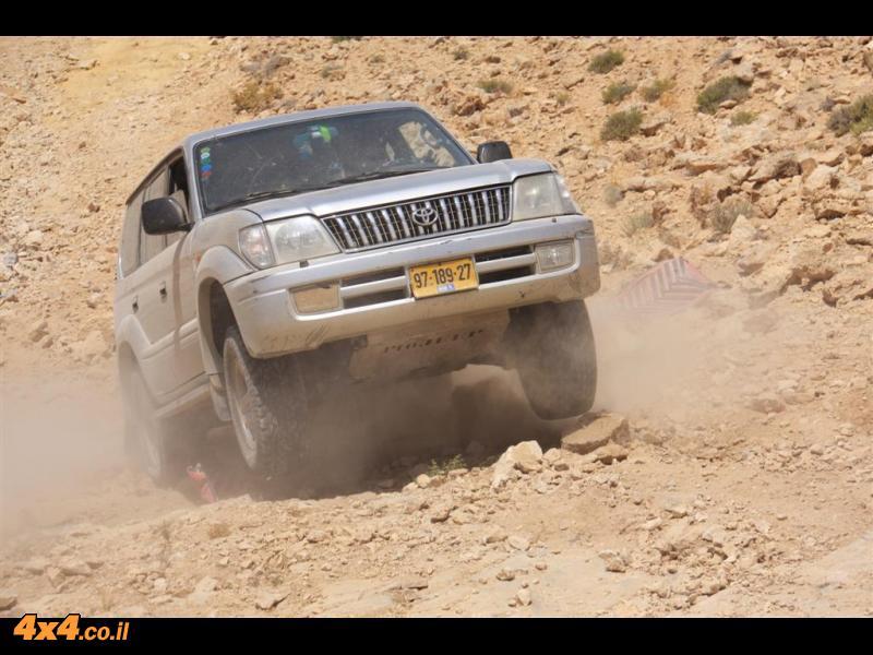 שישי אתגרי - מאשלים לשדה בוקר - 28 מאי 2010