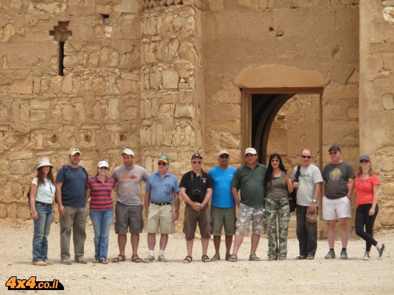 מזרח ירדן - מסע שבועות 2010