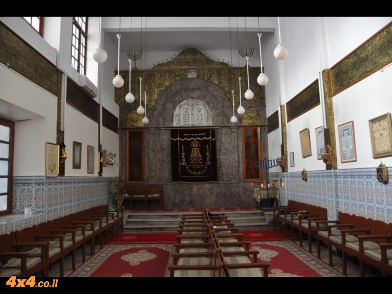 בית הכנסת במלאח
