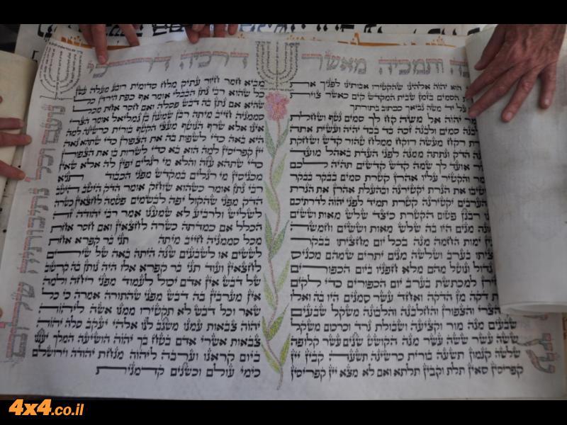 רבנים ומקובלים בפסוקים