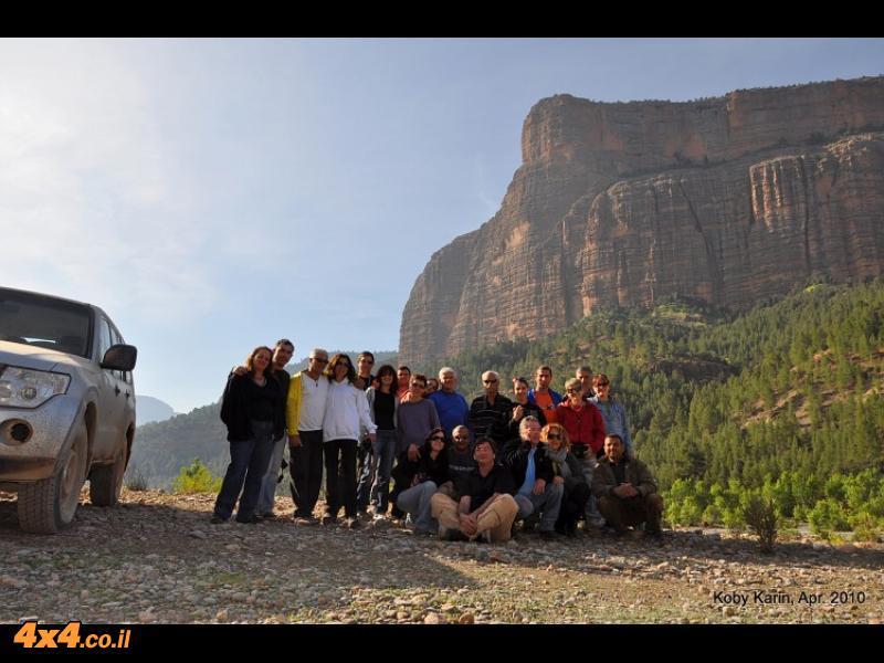 מרוקו - חוויה מיוחדת של שטח, נהיגה ותרבות אחרת