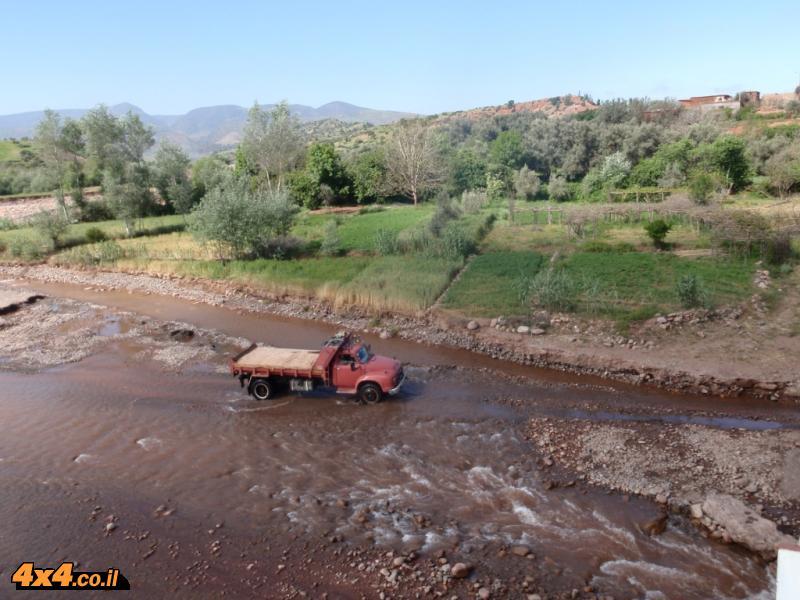 מרוקו פטרול - יומן מסע מיוחד במרוקו