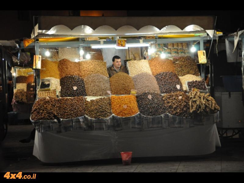 בשוק של מרקש