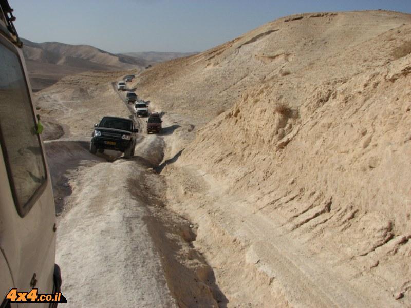 מסע חוצה בקעה - ראש השנה 2010