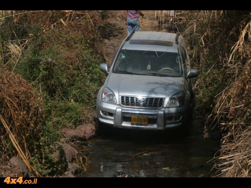 מורדות רמת הגולן 24.9.2010 - סיכום טיול