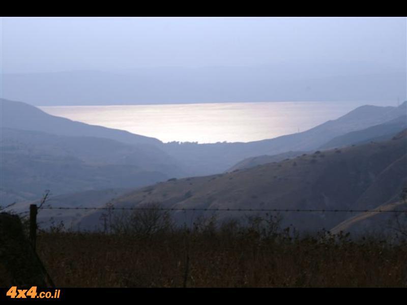 עומק רמת הגולן 25.9.2010 - סיכום טיול