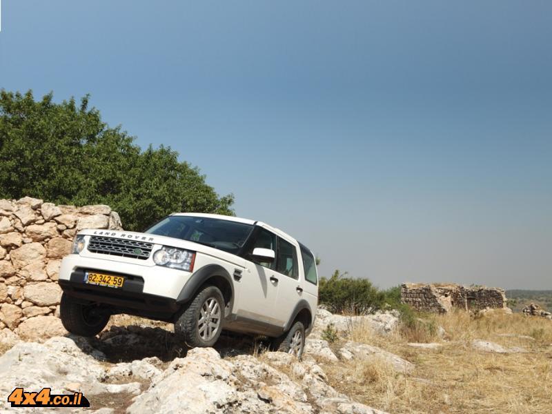 לנדרובר דיסקברי 4 Land Rover Discovery