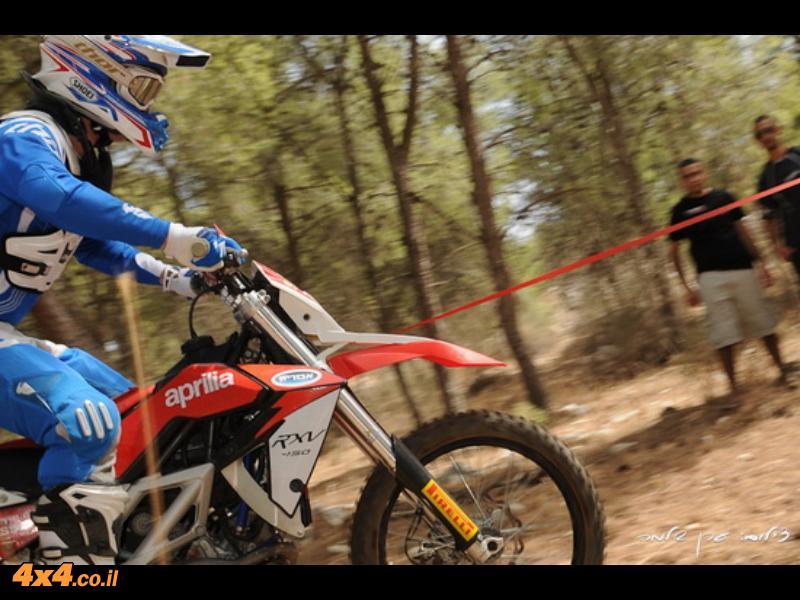 רוקדים עם אופנועים-העונה החדשה! - אנדורו 2010