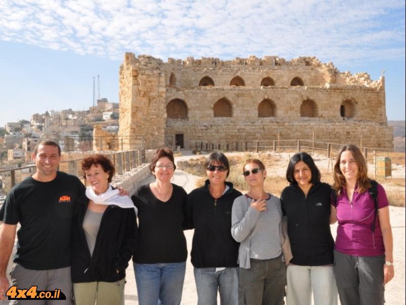 4 ימים מיוחדים בטיול במערב ירדן - אוקטובר 2010