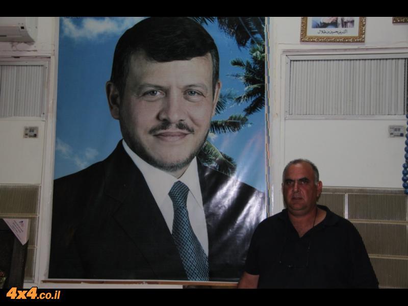 הכי רחוק שיש: המסע האתגרי למזרח ירדן - נובמבר 2010