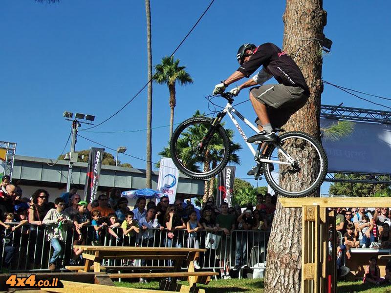 תערוכת אופניים Bikes 2010
