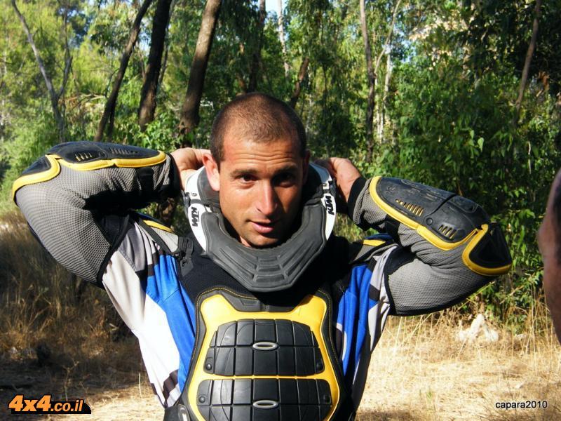 מגן צוואר ועמוד שדרה עליון - פשוט מציל חיים או מציל מנכות קשה