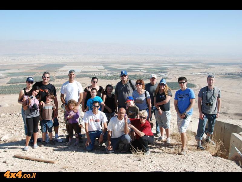 בקעת הירדן - מגלגל למבצר הסרטבה 4/12/2010 - מדריך: וייזל עדי