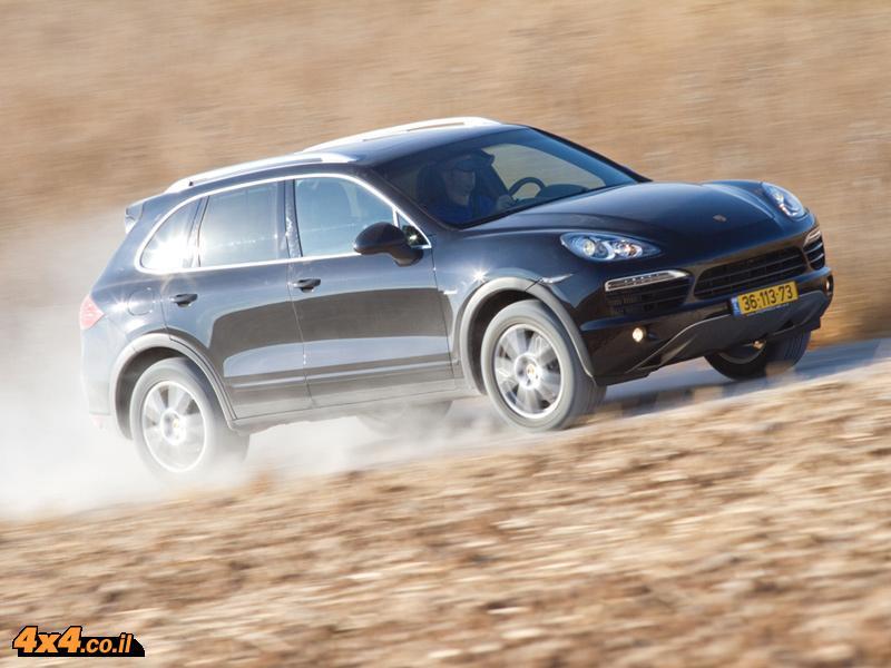 פורשה קאיין דיזל Porsche Cayenne