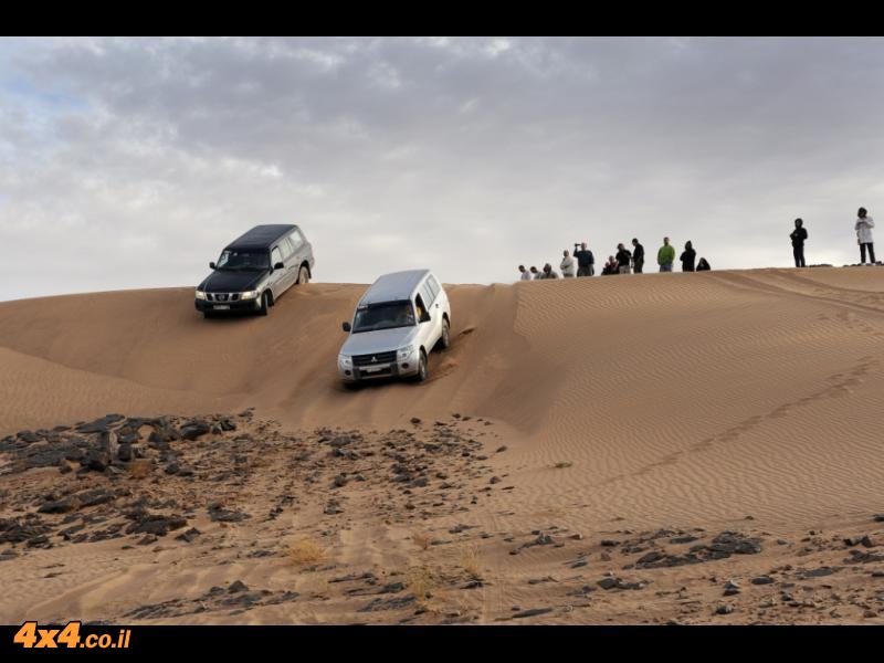 גלויות מיוחדות ממסע ג'יפים במרוקו - דצמבר 2010