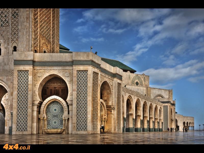 וקצת מקזבלנקה - מסגד חסן ה-2