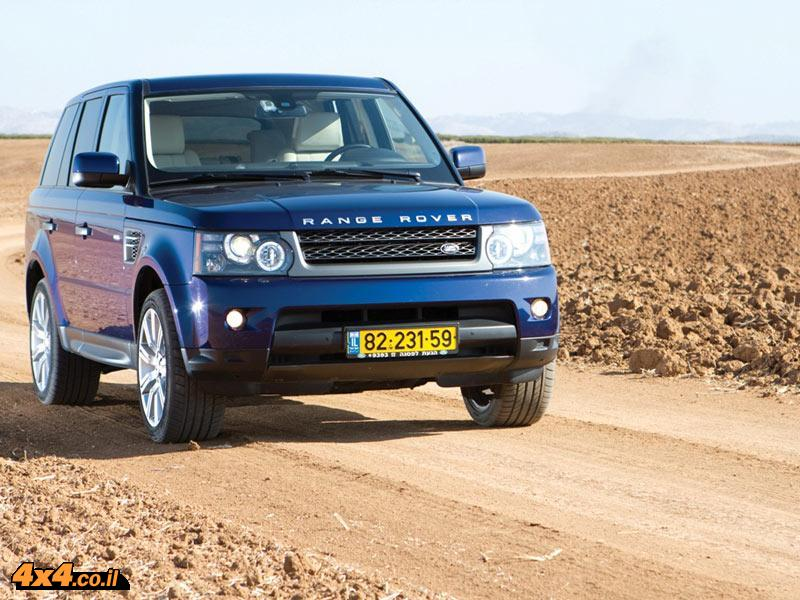 ריינג' רובר ספורט Range Rover Sport