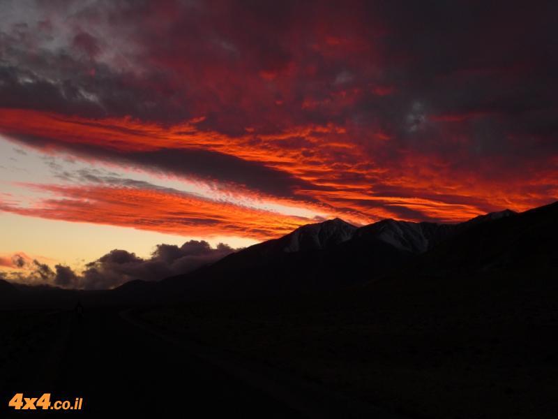 היום השישי - כפרים נידחים למרגלות הטובקל - פסגת הרי האטלס