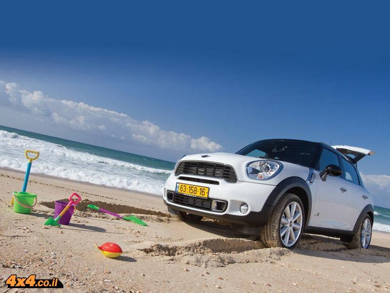 מיני קאנטרימן Mini Cooper Countryman