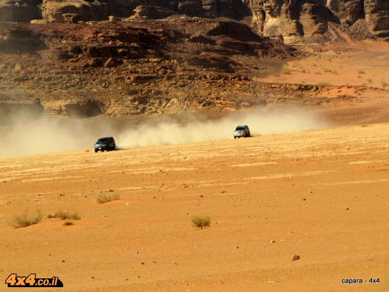 חוויות מהיום הראשון  - מתחילים במעבר גבול ערבה ומטפסים מזרחה עד לגובה של 1,500 מטרים