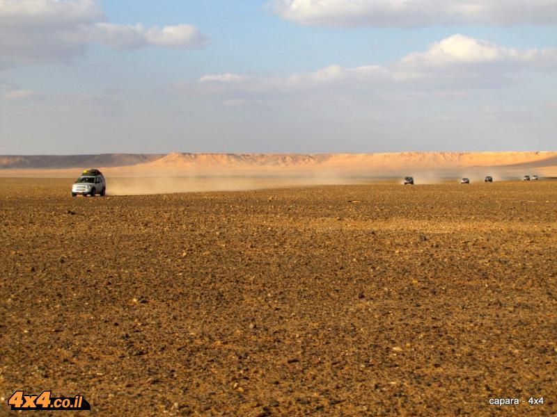 יורדים לפינה הכי דרום מזרחית - מפגש הגבולות של ירדן וערב הסעודית