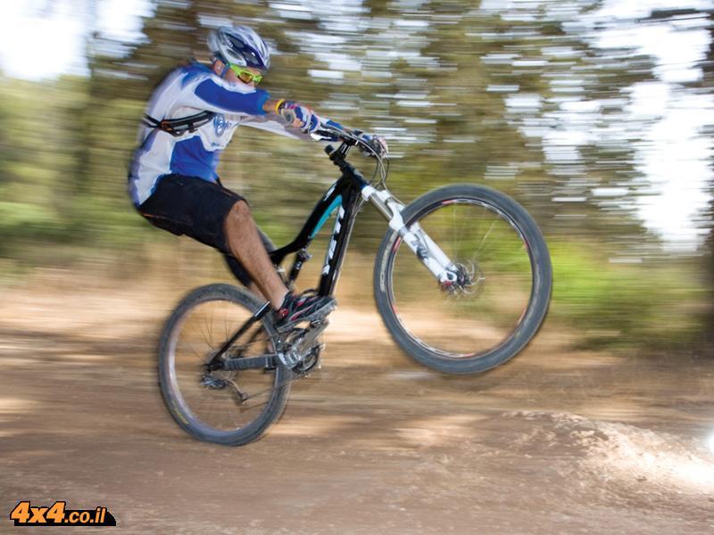 סוסאציל - אופני הייטי ASR5