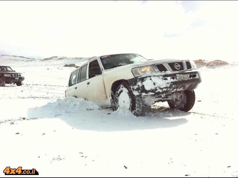 Deep Snow neer Agoudal