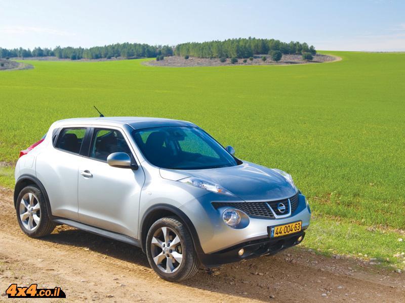 ניסאן ג'וק  Nissan Juke