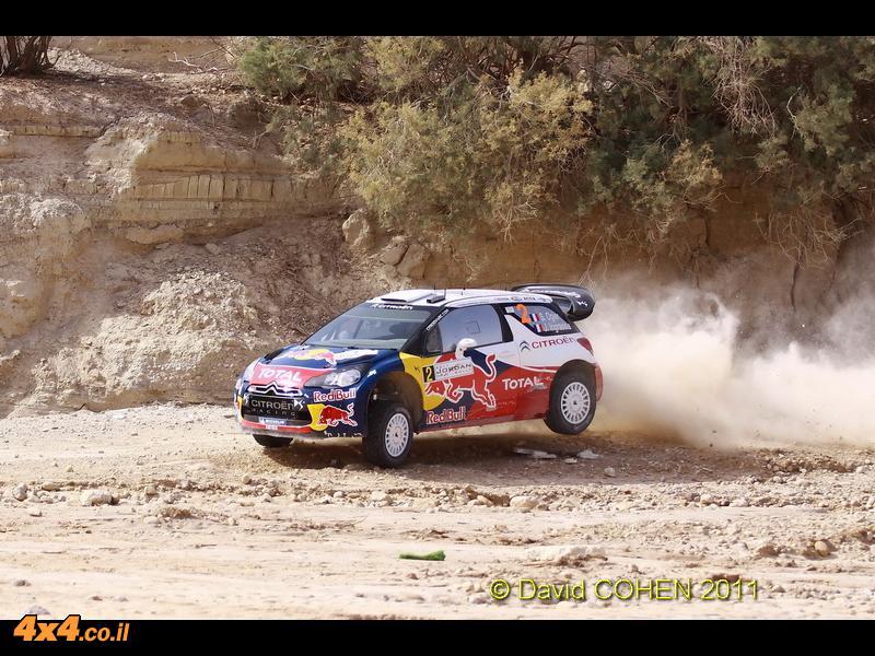 ראלי ירדן WRC JORDAN  - אליפות העולם 2011