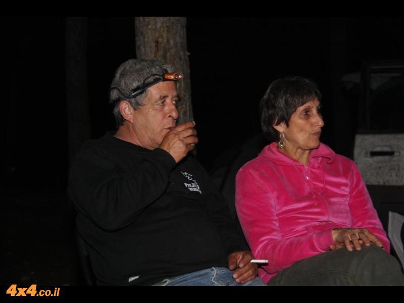תמונות מהחגיגה בלילה השני