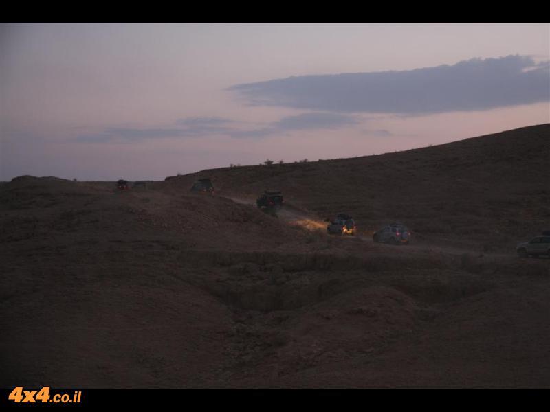 הר כיפה וחניון פארן