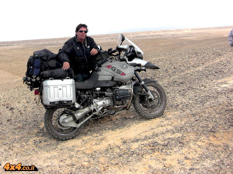 האופנוע האהוב שלי שכבר הייתי בטוח שלא יחזור אלי...