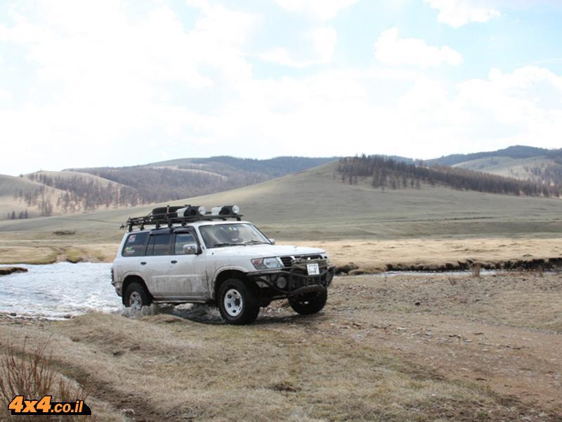 מונגוליה - סוף שבוע מוטורי