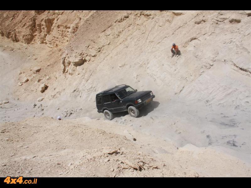 מסע חוצה נגב - שבועות 2011