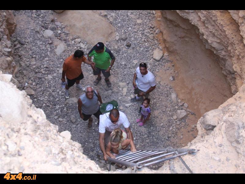 קניון עדה וציר הפלמח - אתר המטוסים