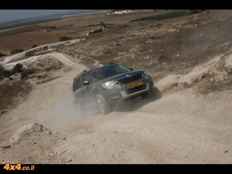 קצת תמונות מהשטח (צילום: אתר השטח הישראלי)