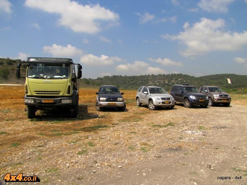 תמונה קבוצתית של הרכבים