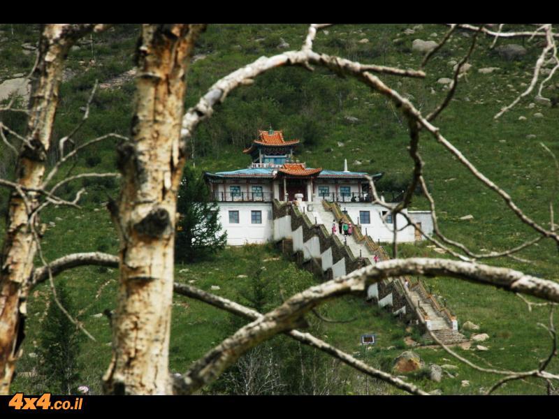 מקדשים בודיהיסטיים...