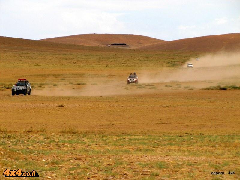 בערבות מונגוליה